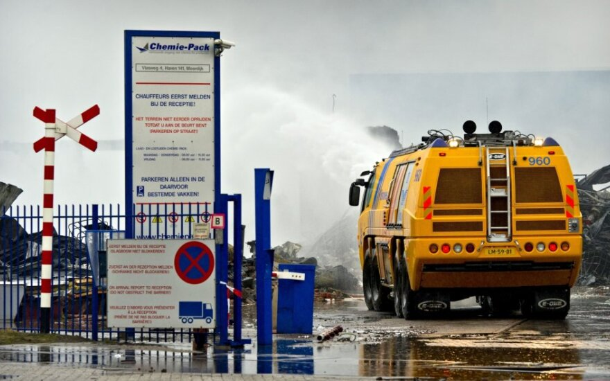 Nyderlandų ugniagesiai