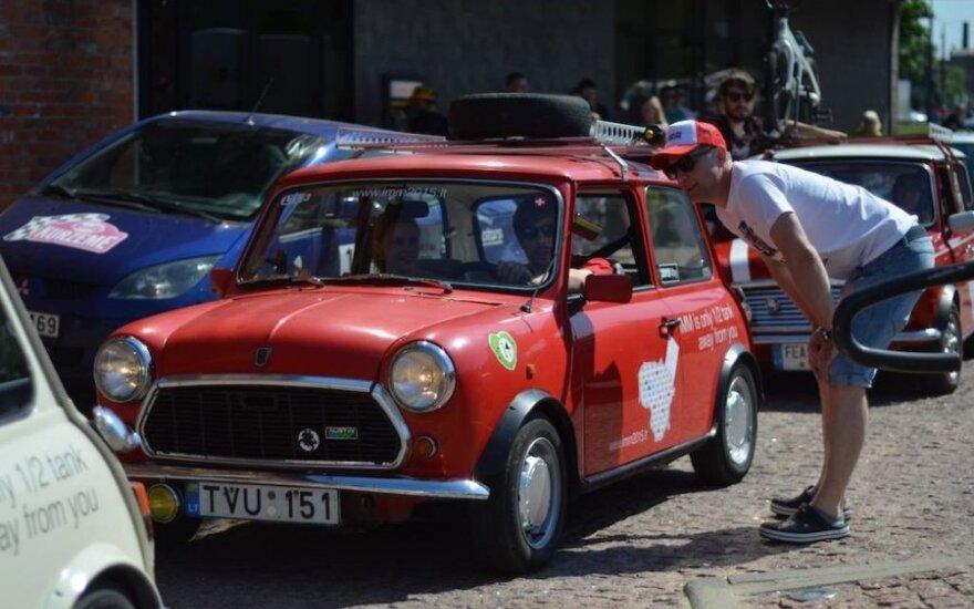 Tarptautinės Mini automobilių lenktynės