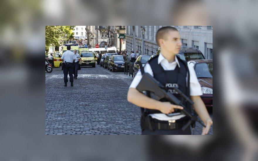 Briuselyje teismo rūmuose nušauta teisėja ir teismo darbuotojas