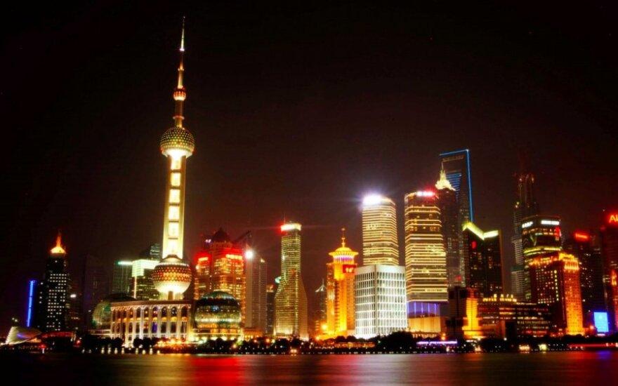Šanchajus: rojus turčiams, pragaras vargšams