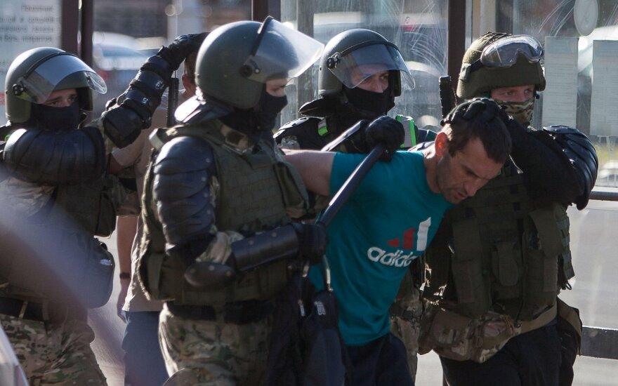 Politologas: Baltarusija atsidurs kryžkelėje su trimis keliais