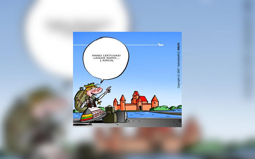 Lietuviška tapatybė