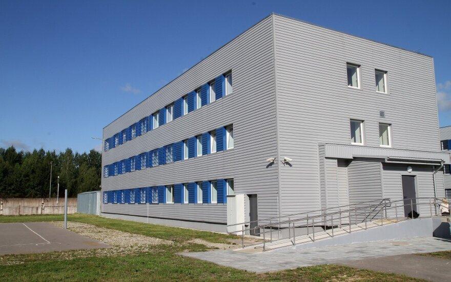 Duris atvėrė moderni Laisvės atėmimo vietų ligoninė