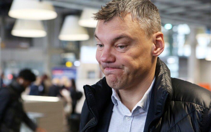 """""""Žalgirio"""" krepšininkai išvyksta į Podgoricą"""
