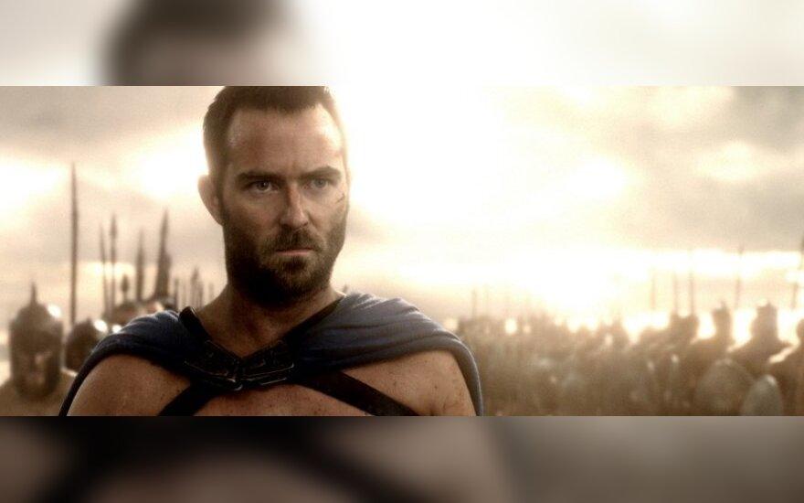 """Filmo """"300: Imperijos gimimas"""" recenzija: tęsinys pranoksta pirmtaką"""