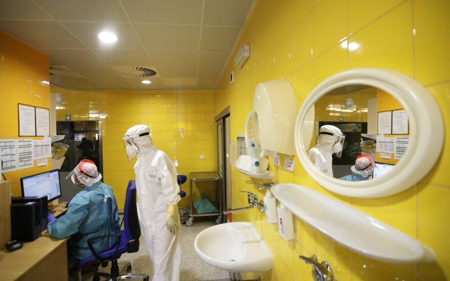 Europoje – naujas koronaviruso epicentras, apie rekordą skelbia ir Latvija