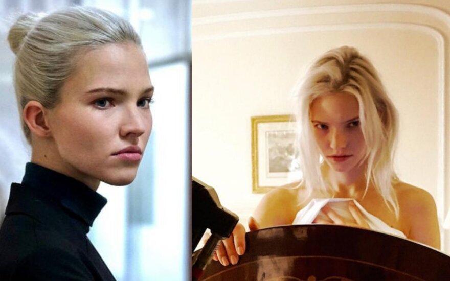 """Luco Bessono filmo """"Anna"""" žvaigžde tapęs rusų supermodelis: duodu sau 5 metus ir gausiu """"Oskarą"""""""