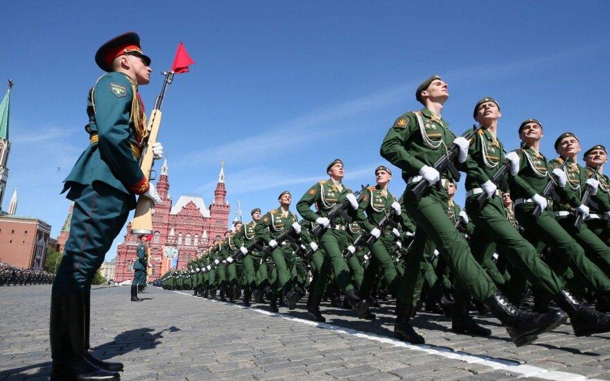 Rusijos žvalgyba teigia sužlugdžiusi Maskvoje planuotą surengti teroro ataką