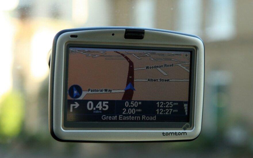 Navigacija, GPS