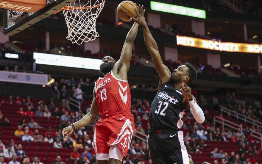 """Centrų nereikia: """"Rockets"""" kviečiasi du patyrusius puolėjus"""