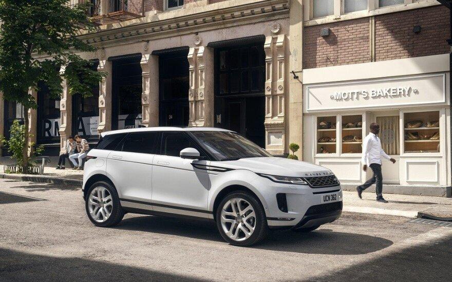 """Naujas """"Land Rover Range Rover Evoque"""""""