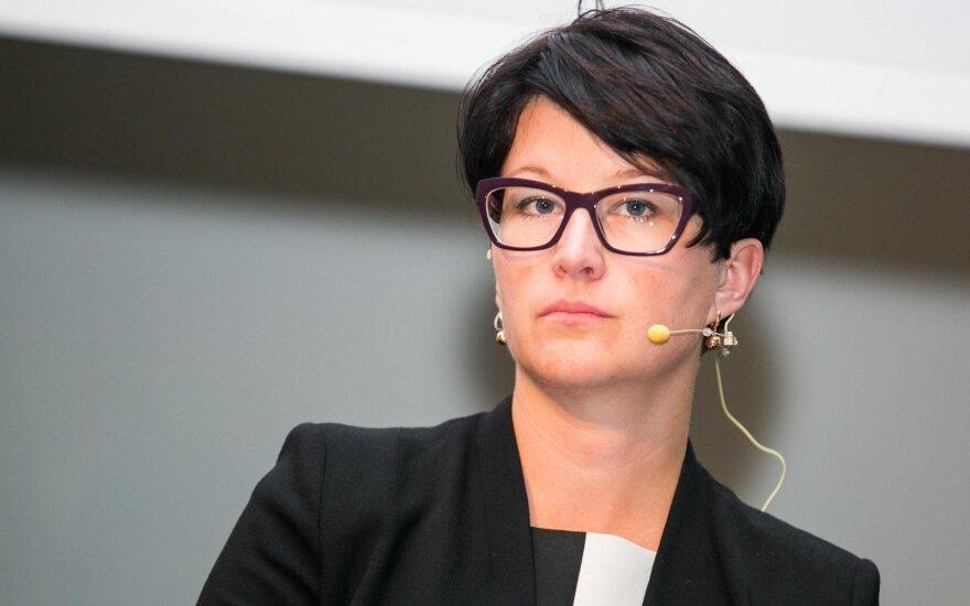 Investuotojų forumo atstovė sveikina pataisas dėl gydymo įstaigų tinklo