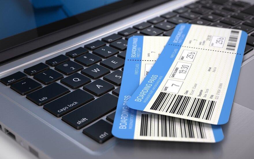 Tyrimas atskleidė, kada lėktuvo bilietus įsigysite pigiausiai