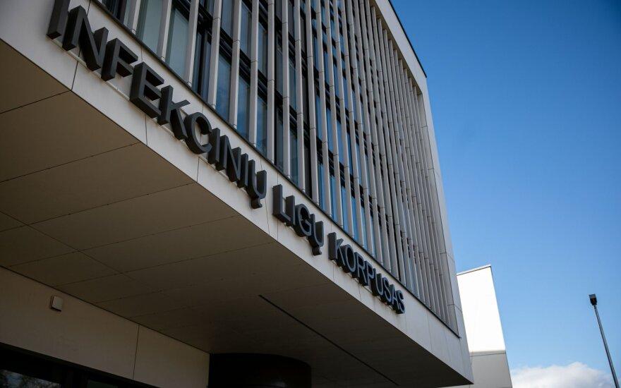 Vilniuje dėl diagnozuotos koronaviruso infekcijos izoliuota Ispanijos pilietė