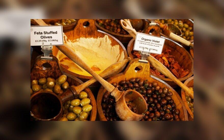 Tyrimas įrodė, kad naująsias ES šalis iš Vakarų pasiekia prastesnės kokybės maistas