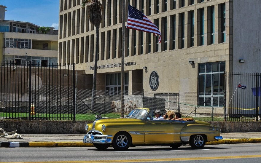 JAV ambasada Havanoje