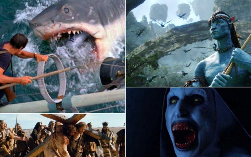 Filmai, kuriuos žiūrėdami mirė žmonės