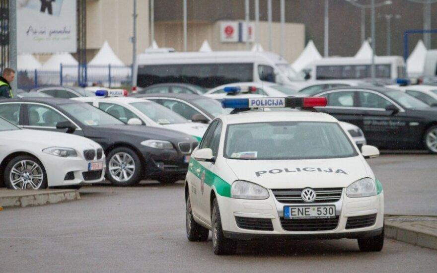 Vilniuje sunkiai sužalotas per pėsčiųjų perėją ėjęs mažametis