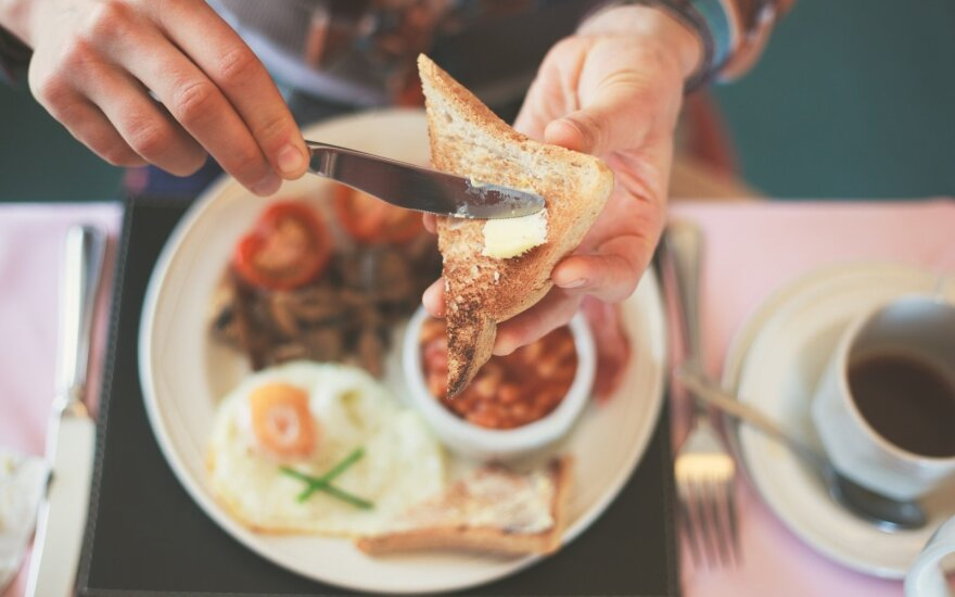 3 klaidos, kurias dauguma daro ruošdami pusryčius