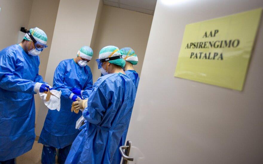 Koronavirusas nusinešė jaunos moters gyvybę iš Ukmergės: neturėjo nė trisdešimties