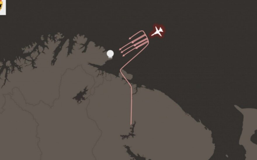 Norvegijos žvalgybos tarnybos nuotr.
