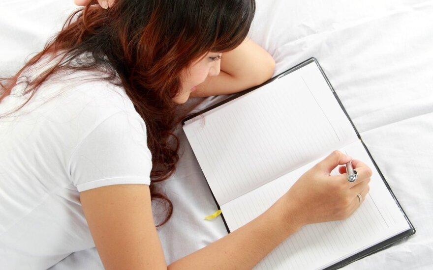 10 dalykų, kuriuos produktyvūs žmonės padaro prieš miegą