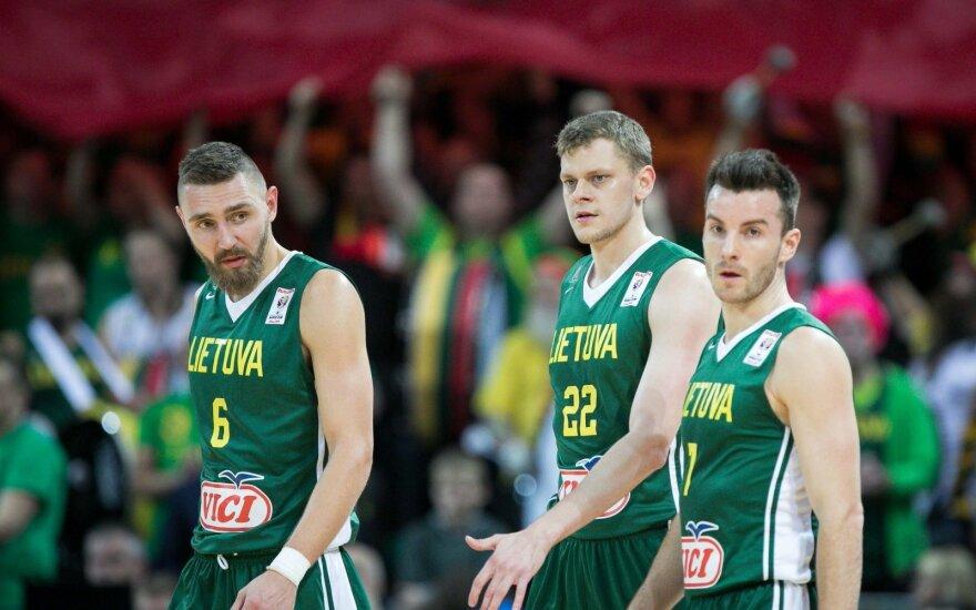 Puikus FIBA 2019 atrankos startas: grupės lyderiais tapę lietuviai nepaliko vilčių lenkams