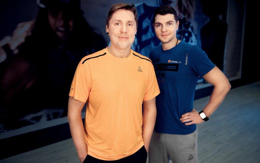 Žygimantas ir Vytautas
