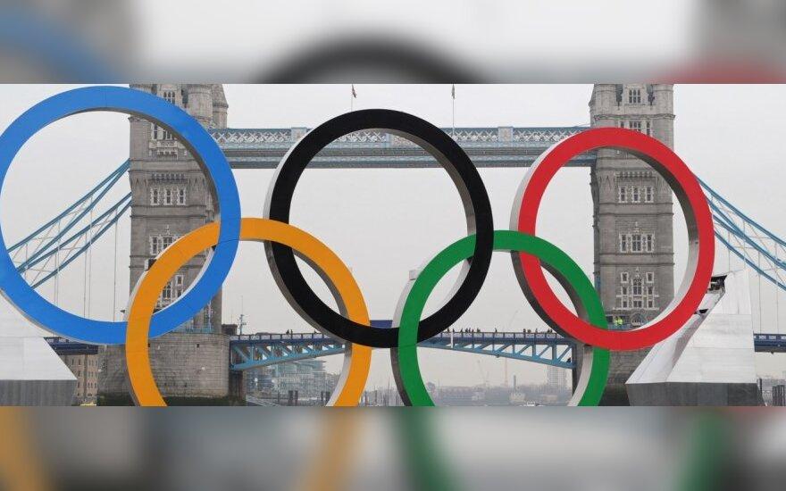 Londonas ketina kurti olimpinį muziejų