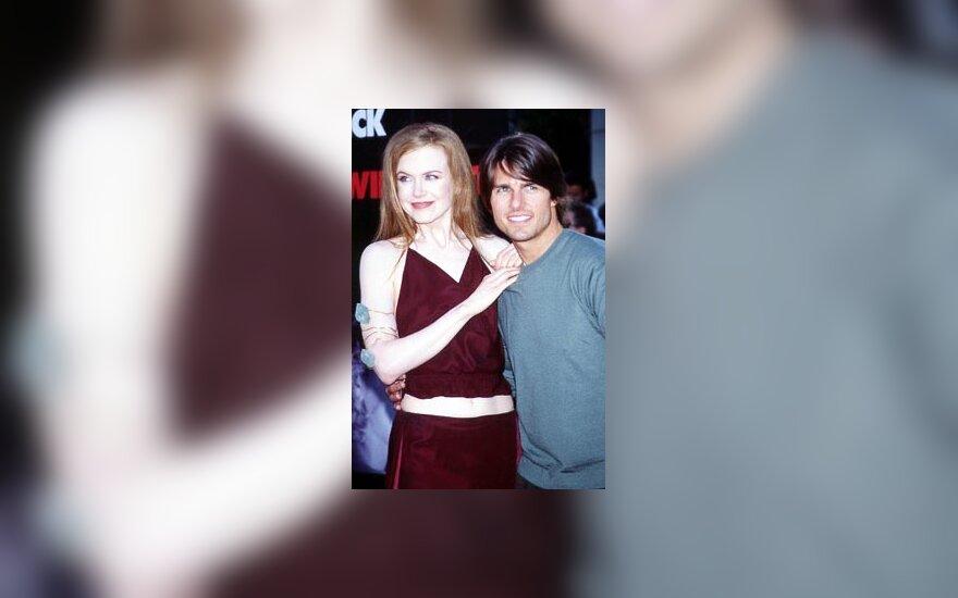 Nicole Kidman ir Tom Cruise