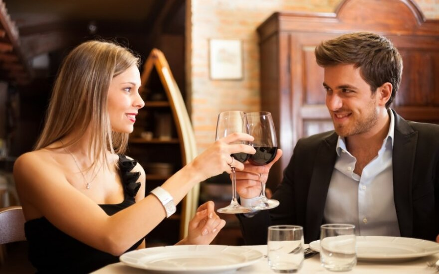 Pirmasis pasimatymas: išsirinkti vyrą buvo nelengva, bet visada atkreipdavau dėmesį į vieną dalyką