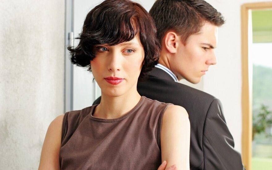 Ar sugebate atleisti įskaudinusiam?