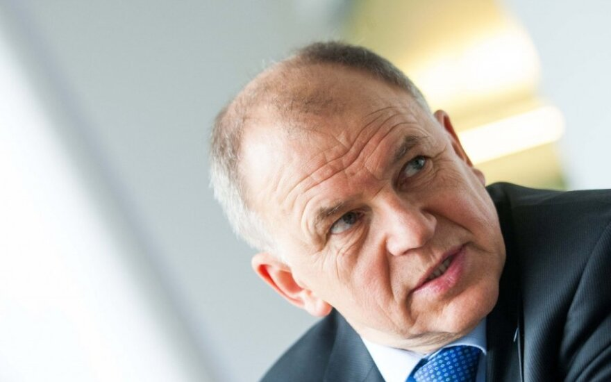 EU Health Commissioner Andriukaitis going to Ebola outbreak countries