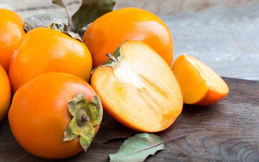 Dietologai: persimonai gerina kraują ir padeda lieknėti