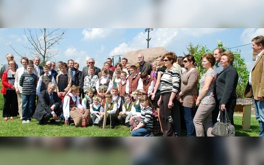 Seinijoje - poezijos skaitymai ir renginiai J.Marcinkevičiui atminti