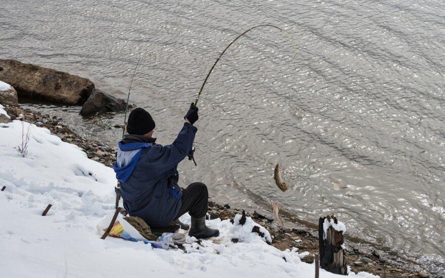 Vėgėlių žvejyba