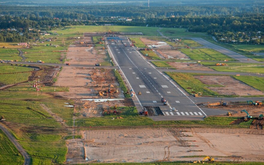 Vilnius Airport to invest EUR 11 mln into taxiing runway expansion