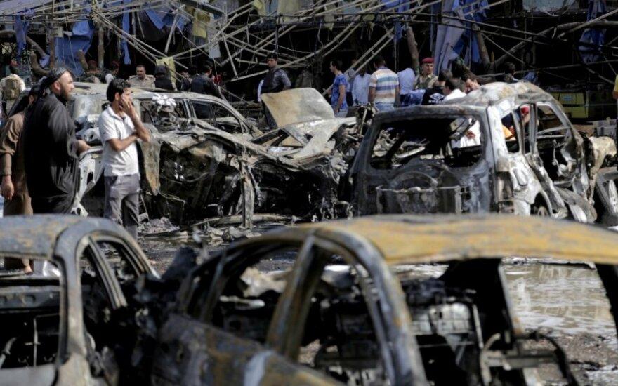 Išpuolių serija Bagdade