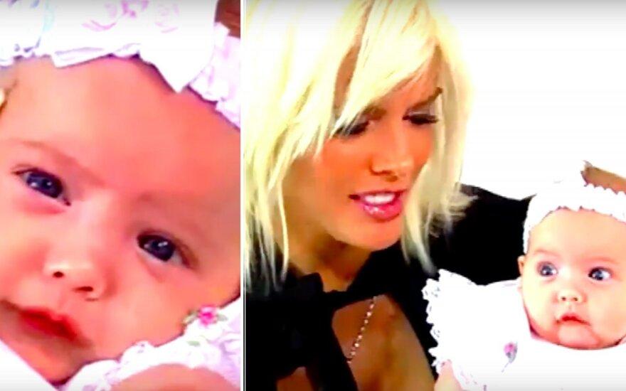 Anna Nicole Smith ir Dannielynn