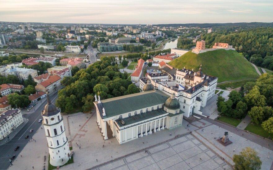 Dabartinis Vilnius