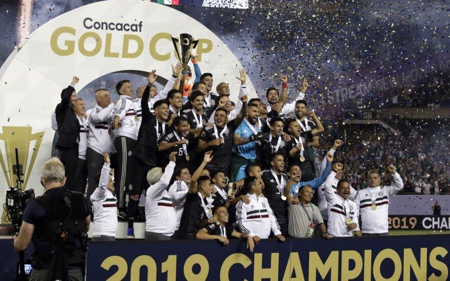 Meksikos futbolo rinktinė