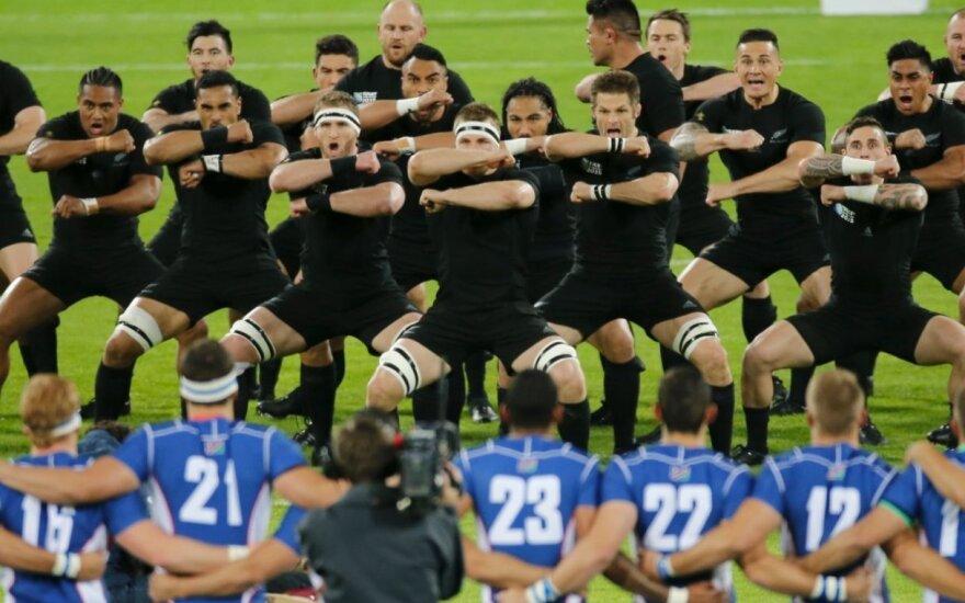 Garsioji Naujosios Zelandijos Haka