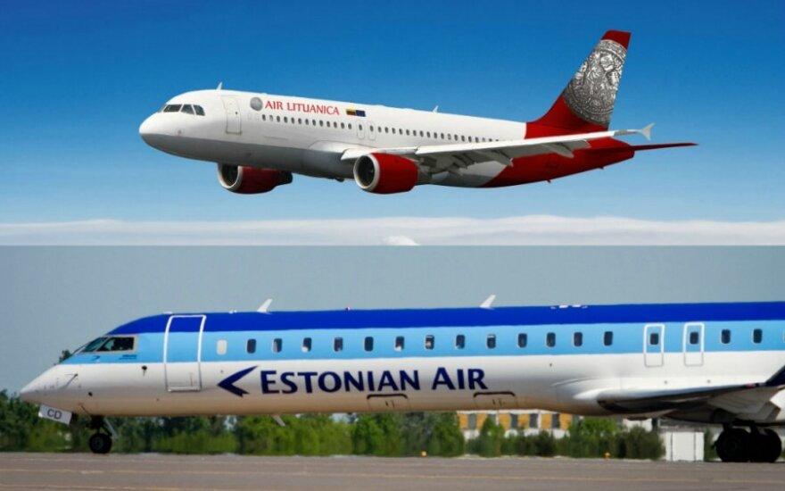 Air Lituanica ir Estonian Air