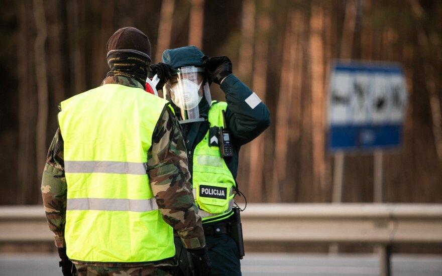 Lūžio besitikintis policijos vadovas nerimauja dėl didėjančio smurto artimoje aplinkoje