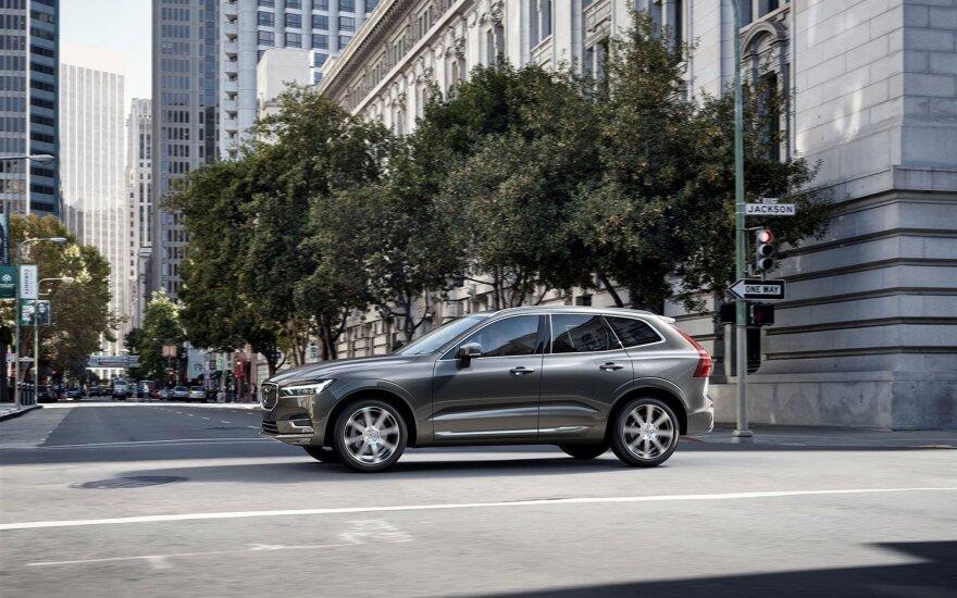 """""""Volvo"""" vadovas: naujos kartos dyzeliniai varikliai gali būti paskutiniai"""