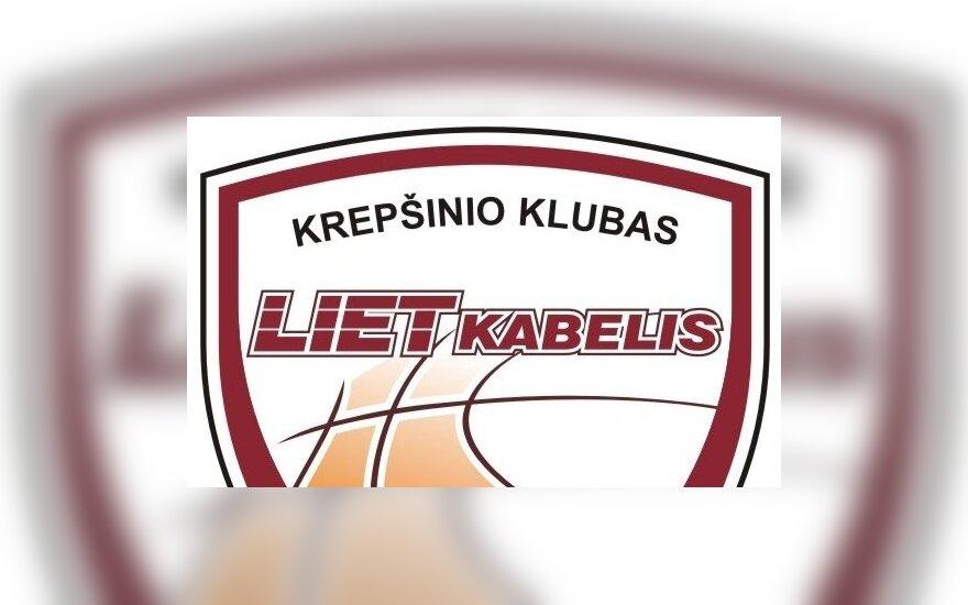 """""""Lietkabelio"""" logo"""