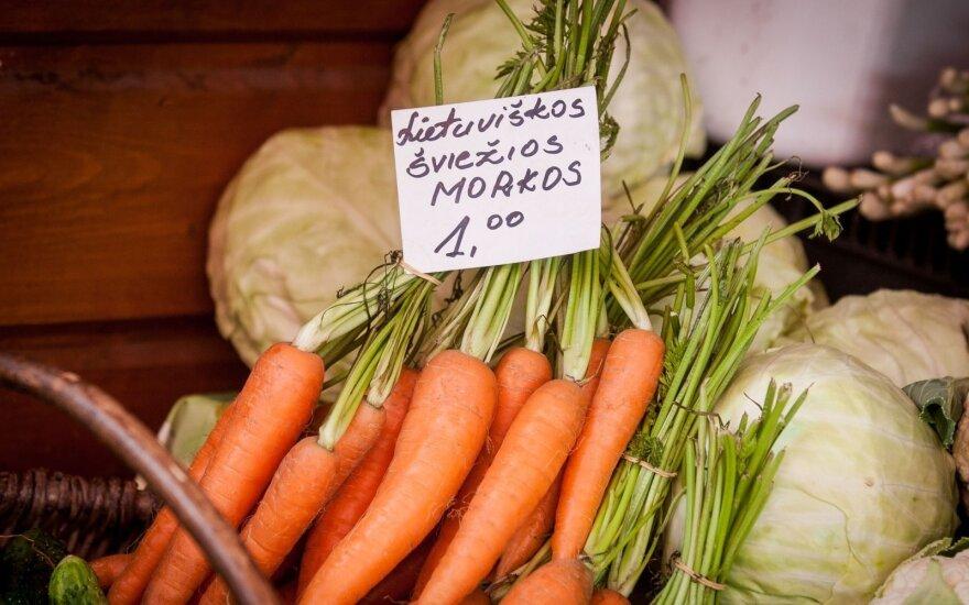 Ar tikrai lietuviškos daržovės sveikesnės, o pieną reikėtų rinktis liesą?