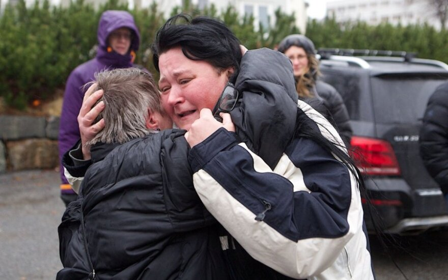 Amerikietė Irene teigia, jog Norvegijos vaiko teisių gynėjai be joko pagrindo atėmė jos vaikus