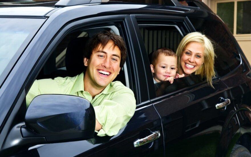 Šeimos automobilis