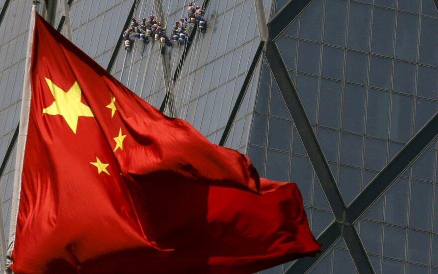 """Prekybos ginčai gruodį galėjo """"atvėsinti"""" Kinijos eksporto augimą"""